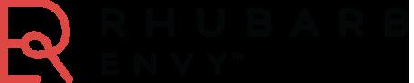 Rhubarb Envy Logo